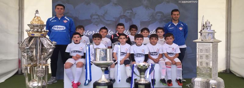Horarios dispares para los cuatro equipos de la #FamiliaSilvista que disfrutarán del torneo del RC Deportivo