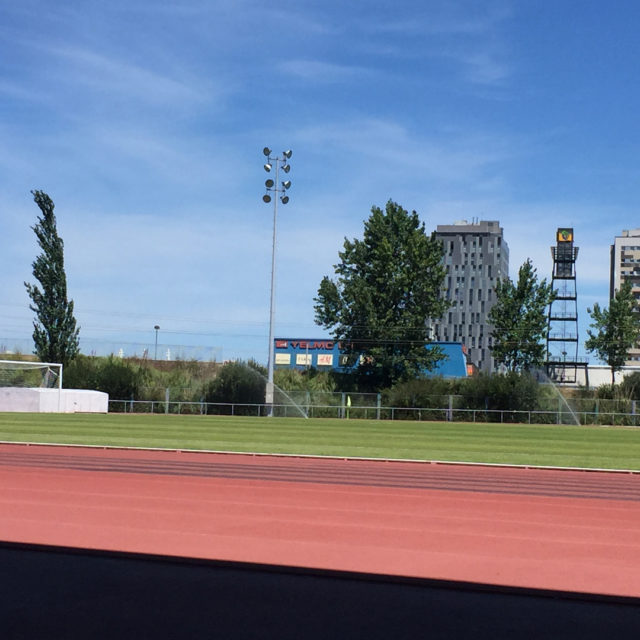 Estadio Universitario de Elvia  RCDeportivo  FamiliaSilvista Desdehellip