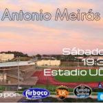 Sorteo de ocho plazas de recogepelotas para el #AntonioMeiras entre los jugadores de las categorías inferiores