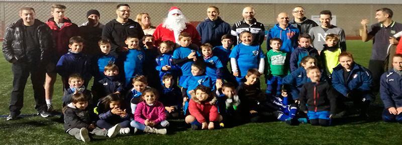 Papa Noel visitará a la #FamiliaSilvista el lunes 17 de diciembre