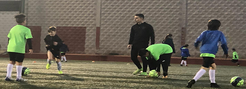 Juanjo Pérez, nuevo técnico del Cadete A