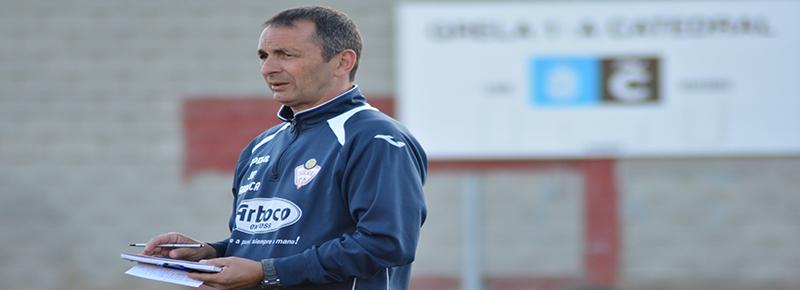 Antonio y Bardanca marcan como importante el choque ante Bergantiños FC