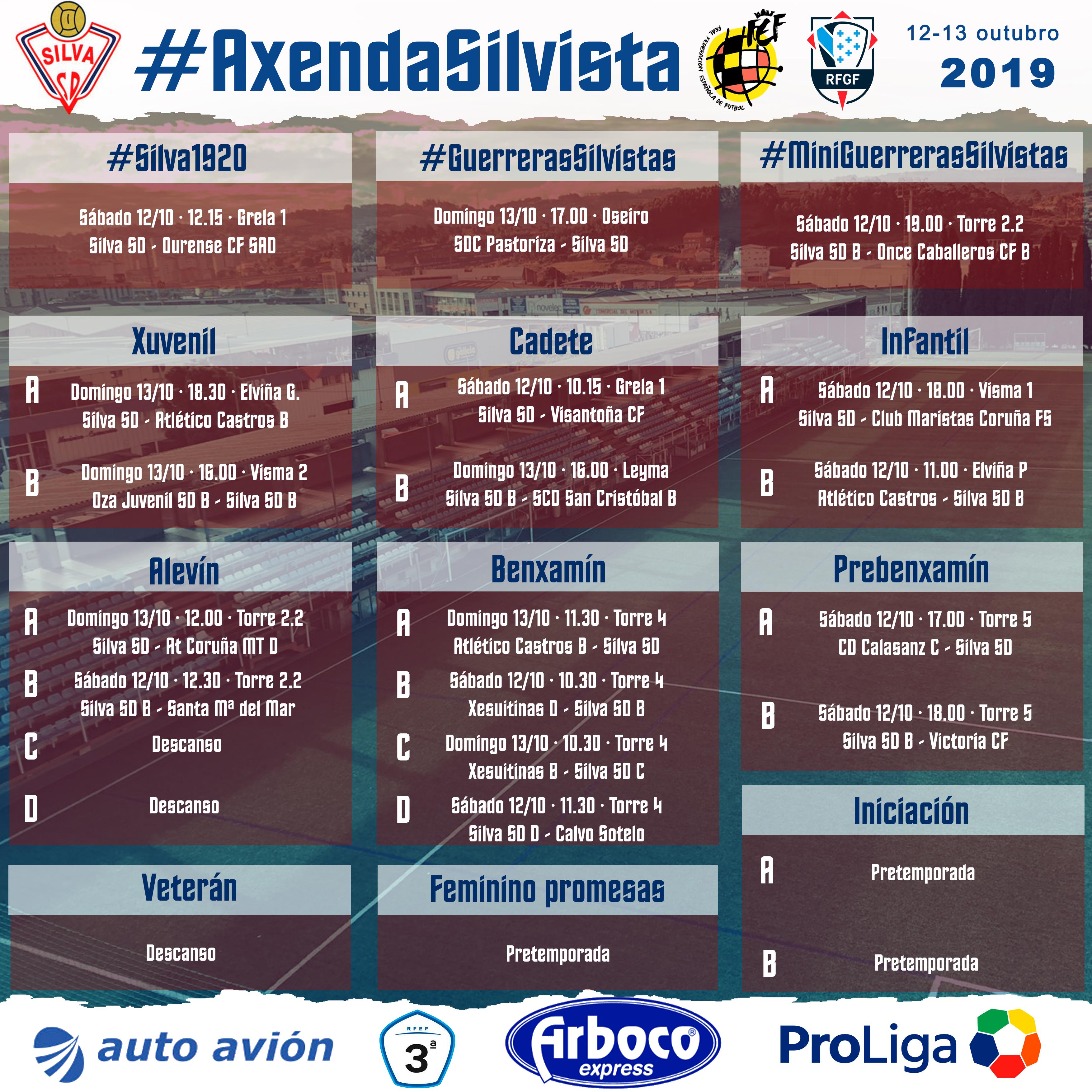 #AxendaSilvista