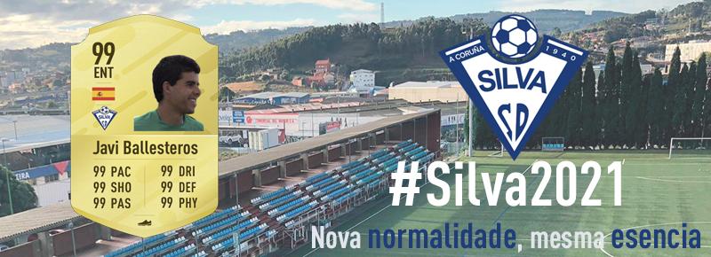 Ballesteros, nuevo jugador del #Silva2021