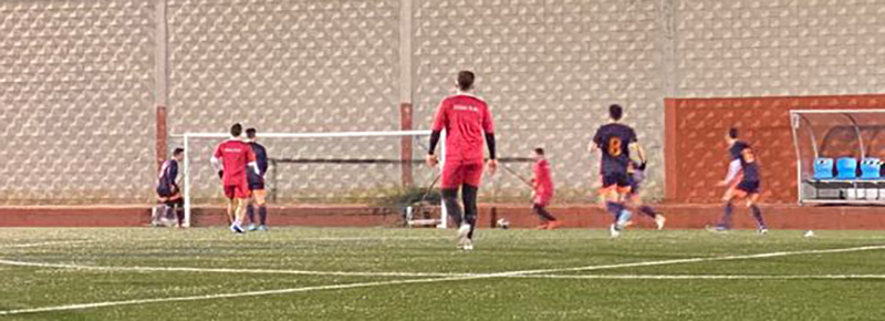 Ensayo colectivo en #ACatedral con triunfo ante Atlético Coruña Montañeros (3-1)