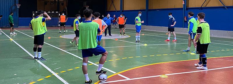 Dos sesiones, más una extra, en la última semana de pretemporada del Silva SD ARBOCO