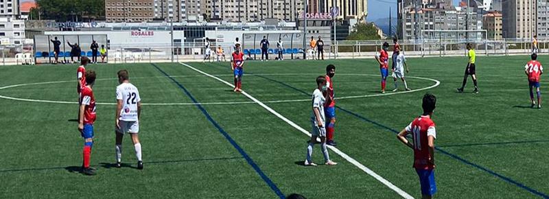 El Cadete A conoce el formato de competición en la promoción de ascenso a Liga Gallega, a la espera de confirmar rivales