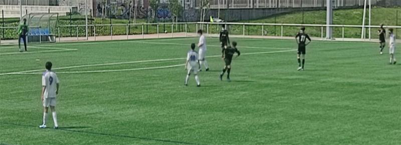 Cadete B y Cadete C disfrutan de amistosos ante Atlético Castros y Calvo Sotelo respectivamente