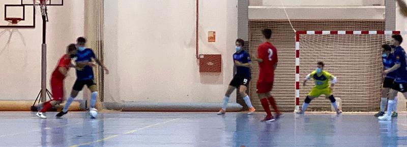 El Silva SD ARBOCO asalta el liderato provisional tras imponerse a Academia RedBlue 5Coruña B (3-2)