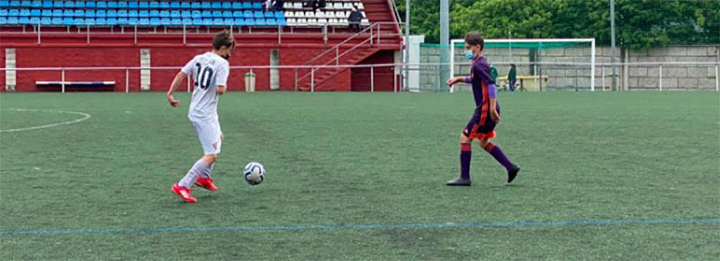 Los equipos masculinos de fútbol base no iniciarán su competición antes del 17 de octubre