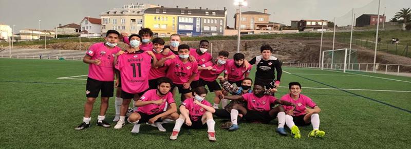El Juvenil C termina la liga superando a CFD Orzán (4-2)