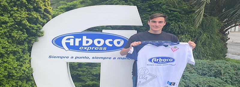 Bardanca y Alex Lorenzo valoran el tropiezo ante CD Barco