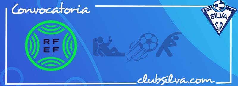 Convocatoria jornada 1: Coruña ARBOCO CF – Vioño CF