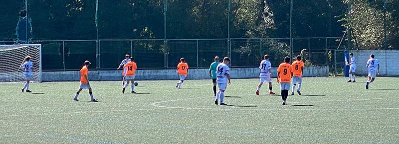 El Juvenil B supera a Betanzos CF B (3-0)